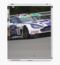 Howard and Adam - Beechdean Aston Martin iPad Case/Skin