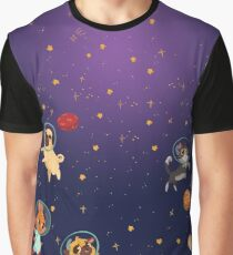 Space pets Graphic T-Shirt