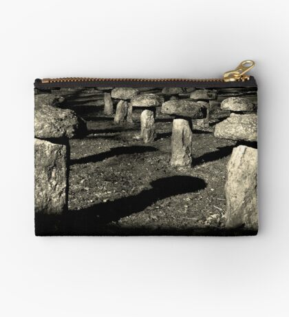 Staddle Stones Zipper Pouch