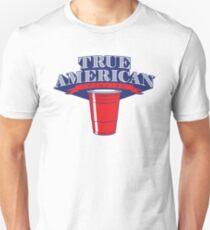 Wahrer amerikanischer Champion (Variante) Slim Fit T-Shirt