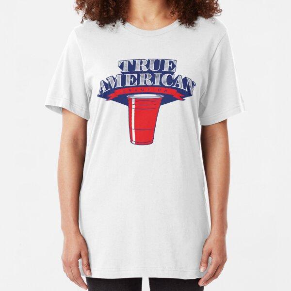True American Champion (Variant) Slim Fit T-Shirt