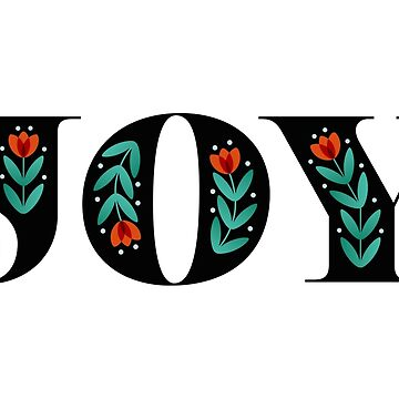 'Folky Dokey' – Joy Art Print by Suzie London by SuzieLondon