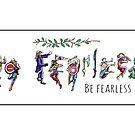 Be Fearless by Ellis Paul