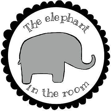 TJLC the elephant in the room patch by thekaym