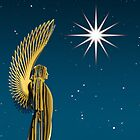An Angel Came At Christmas by Steve Purnell