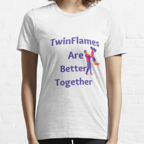 Twin Flames Essential T-Shirt
