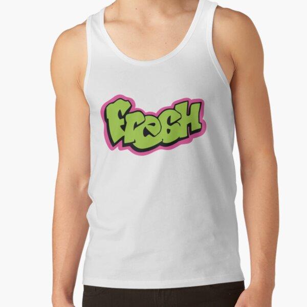 Fresh graffiti Tank Top