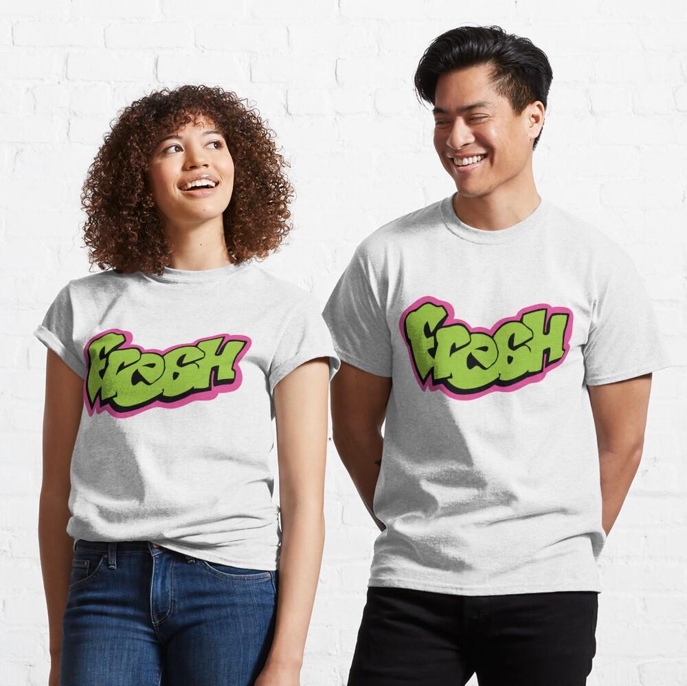 Fresh graffiti Classic T-Shirt
