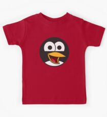 Linux Angry Tux Kids Clothes