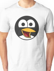 Linux Angry Tux Unisex T-Shirt