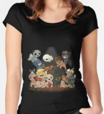 The Binding of Isaac Women's Fitted Scoop T-Shirt