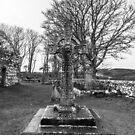 Kidalton High Cross Islay by humblebeeabroad