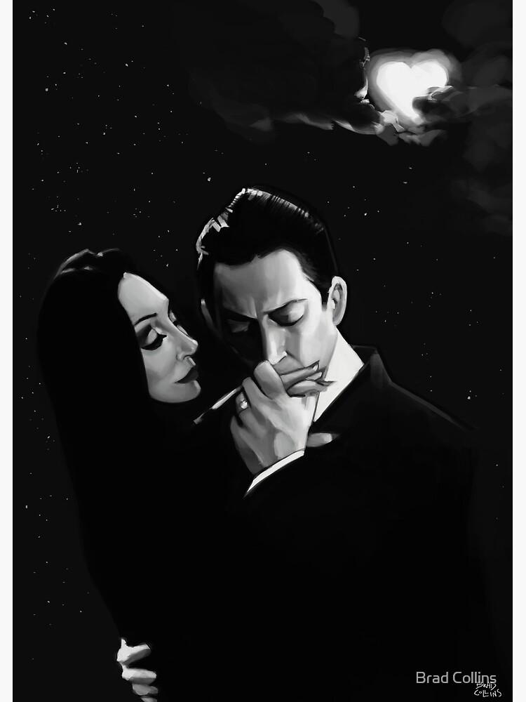 Gomez morticia and Morticia's Romance: