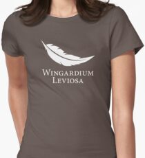 Wingardium Leviosa Women's Fitted T-Shirt