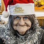 Christmas Grandma by Steve Purnell