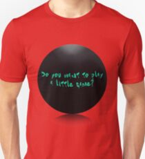 Gantz - Do you want to play a little game? Unisex T-Shirt