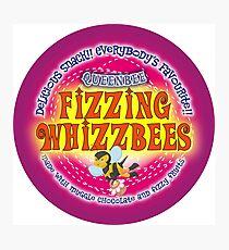 Fizzing Whizzbees Photographic Print