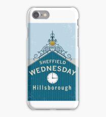Hillsborough iPhone Case/Skin
