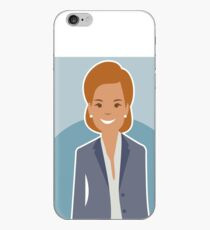 Business Woman iPhone Case