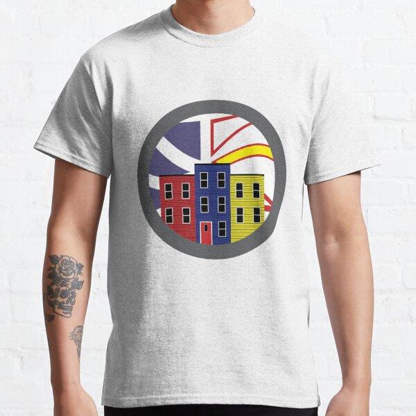Gelee-Bohnen-Reihe in Neufundland Classic T-Shirt