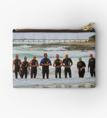 Early morning swim at Lorne Studio Pouch