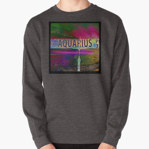 Aquarius Place - Color Pullover Sweatshirt