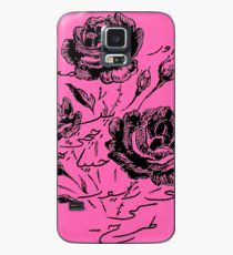 Roses and Love Urdu Poem Calligraphy Case/Skin for Samsung Galaxy