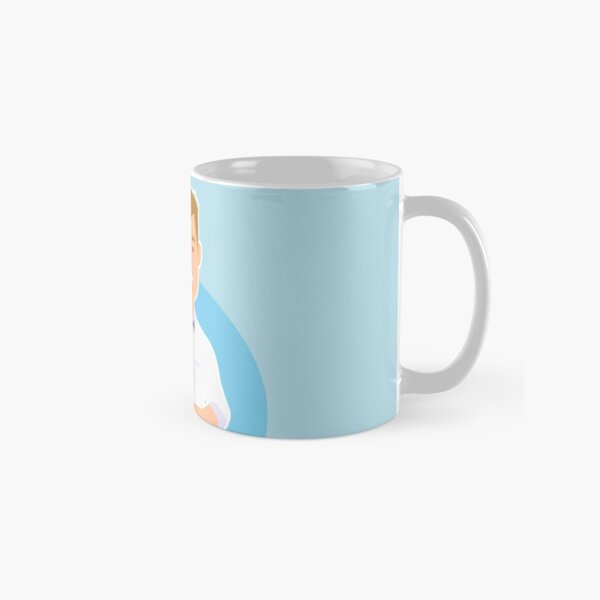 Business Man Classic Mug
