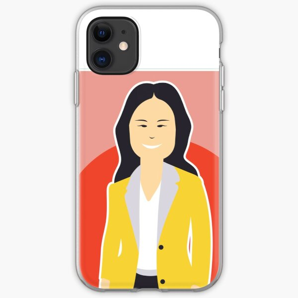 Business Woman iPhone Soft Case