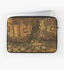 Escheristic Aztec City Laptop Sleeve