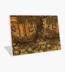 Escheristic Aztec City Laptop Skin