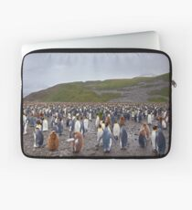 So where are the Penguins? Laptop Sleeve