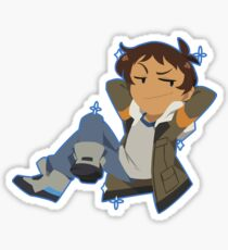 llc01_blue Sticker