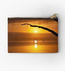 Sunrise over Mosquito Lagoon Studio Pouch