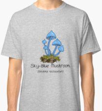 Sky Blue Entoloma Classic T-Shirt