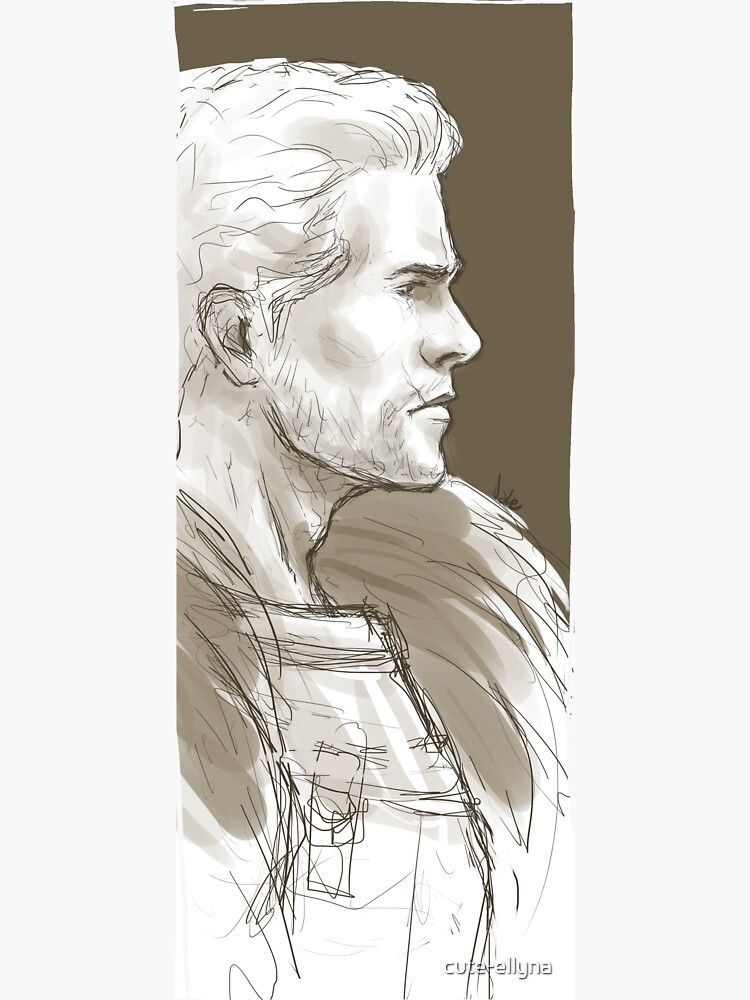 Sketchy Cullen by cute-ellyna