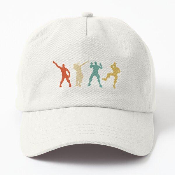 Battle Royale Victory Dance Cool Justice Dance Dad Hat