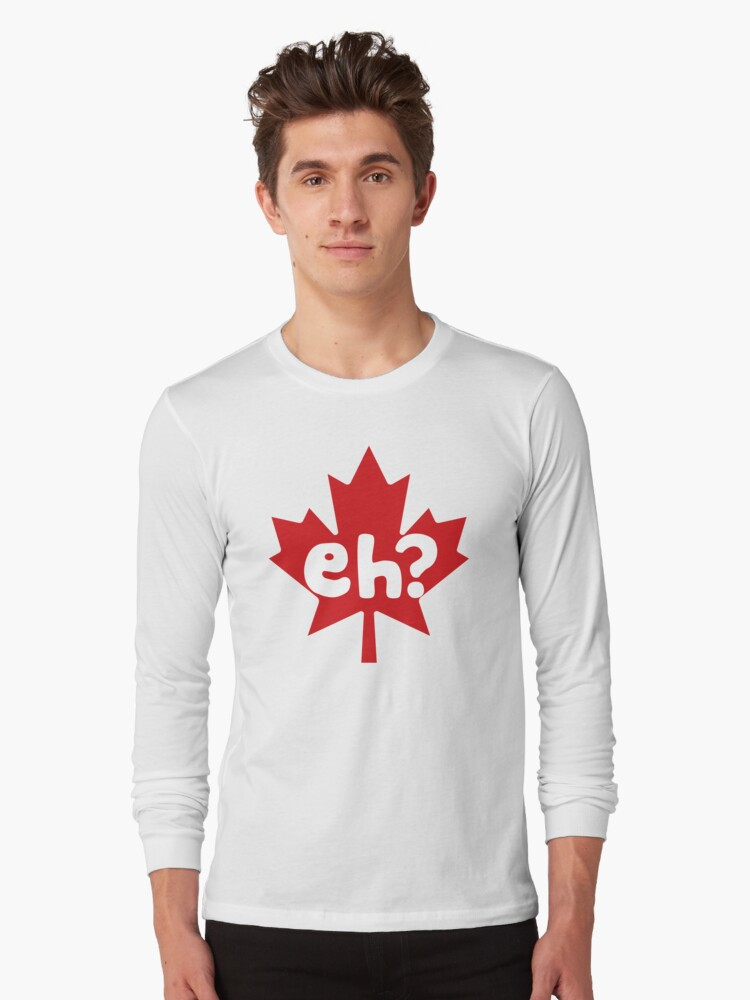 EH Long Sleeve T-Shirt Front
