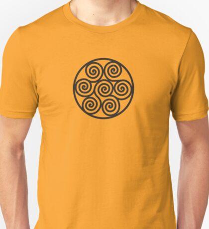 Seven Spirals Symbol T-Shirt