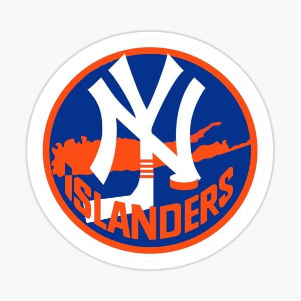 yanks islanders Sticker