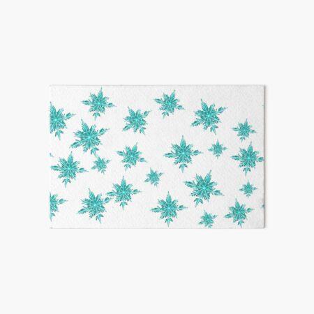 Snowflakes Art Board Print