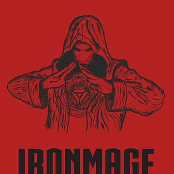 IRONMAGE by domsp1990