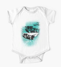 Ford Falcon XY GTHO Phase III (Grunge) © Kids Clothes