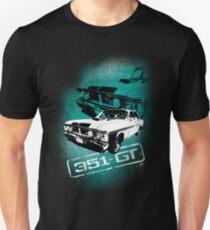 Ford Falcon XY GTHO Phase III (Grunge) © Unisex T-Shirt