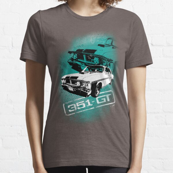 Ford Falcon XY GTHO Phase III (Grunge) © Essential T-Shirt