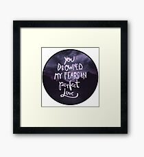 Christian Quote Framed Print
