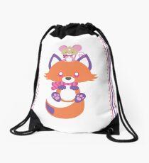 Cozy Critters Drawstring Bag