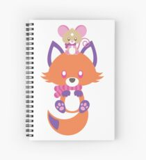 Cozy Critters Spiral Notebook