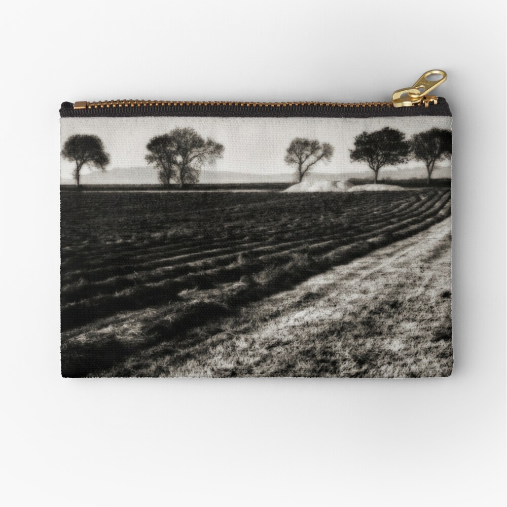 While the sun shines Zipper Pouch