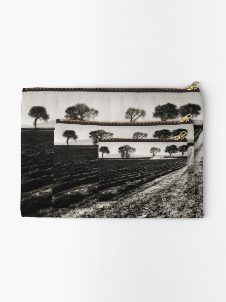 Alternate view of While the sun shines Zipper Pouch